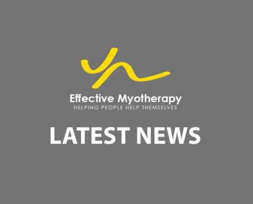 Effective Myotherapy Latest News